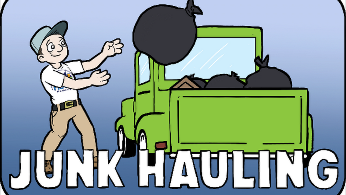 Now Offering Home Demo Junk Hauling and Construction Cleanup Services.